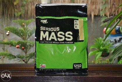 12lbs on serious mass, -- Nutrition & Food Supplement Metro Manila, Philippines