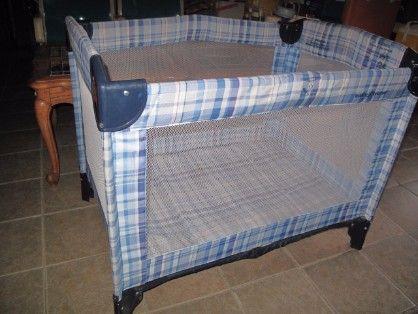crib playpen, -- Baby Stuff -- Mabalacat, Philippines
