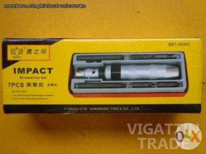 impact wrench and screwdriver one half manual drive, -- Everything Else -- Metro Manila, Philippines