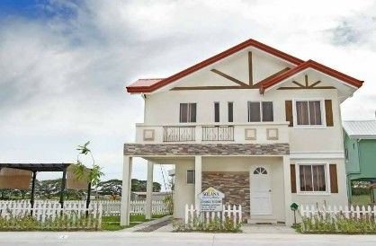 affordable house model zinnia elegance house, -- House & Lot San Fernando, Philippines