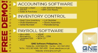 qne business solutions, -- Financial Advice -- Metro Manila, Philippines