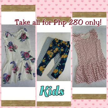 dress toddler cheap affordable cute leggings baby girl, -- Clothing Rizal, Philippines