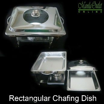 chafing dish, food warmer, -- All Appliances -- Metro Manila, Philippines