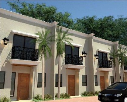 samantha 4 modern, elegant townhouse in tisa labangon cebu city, -- House & Lot -- Cebu City, Philippines