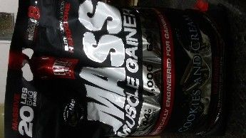 elite labs mass muscle gainer 20lbs, -- Exercise and Body Building Metro Manila, Philippines