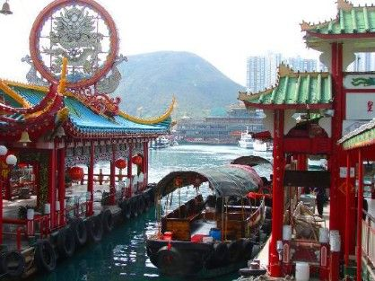 hong kong tour package with city tour shamrock hotel, -- Travel Agencies Paranaque, Philippines