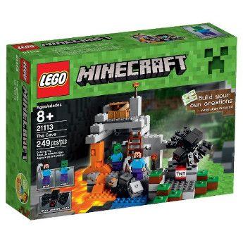 lego, lego minecraft, lego the cave, lego 21113, -- Toys -- Metro Manila, Philippines