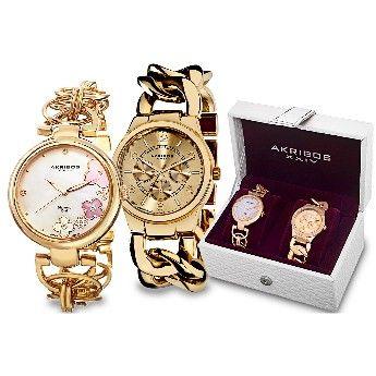 akribos watch akr677yg, -- Watches -- Metro Manila, Philippines