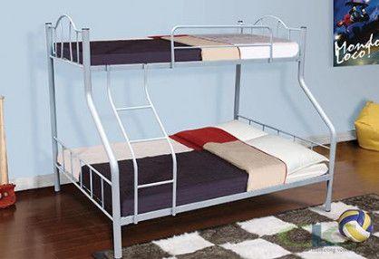 bunk bed frame, furniture bunker bed, -- Everything Else Paranaque, Philippines
