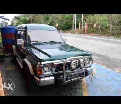 nissan safari patrol, 4x4, 1994 nissan safari, -- Full-Size SUV -- Rizal, Philippines