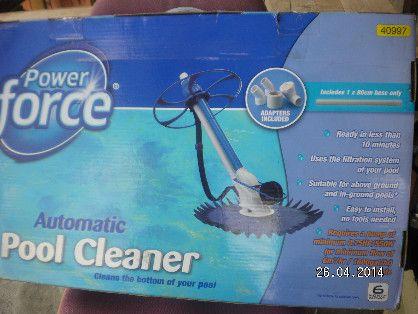 pool cleaner, -- Everything Else -- Damarinas, Philippines