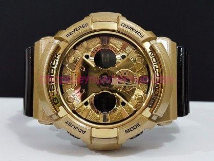 casio, g shock, ga200gd 9b2, iloveporkie, -- Watches -- Paranaque, Philippines