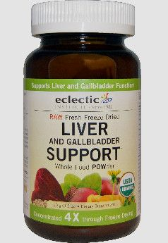 Eclectic Institute, Organic Liver and Gallbladder Support, Whole Food POWder, 3.2 oz (90 g) -- Nutrition & Food Supplement Metro Manila, Philippines
