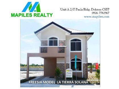 inner lot 120sqm freesia la tierra solana, -- House & Lot San Fernando, Philippines