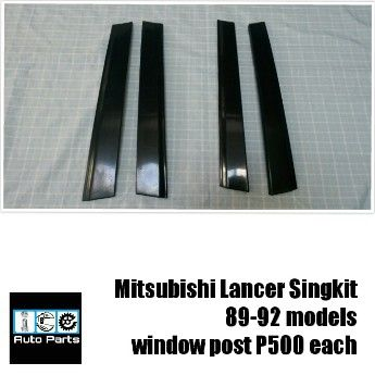 lancer, lancer singkit, window post, -- All Accessories & Parts Las Pinas, Philippines