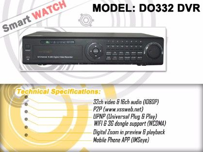 32 channel cctv drv, -- Camera Accessories Cebu City, Philippines