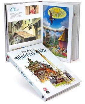 japanese anime, studio ghibli, hayao miyazaki, book art, -- Misc Books Metro Manila, Philippines