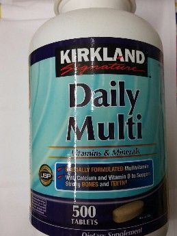 daily multi, -- Nutrition & Food Supplement Metro Manila, Philippines