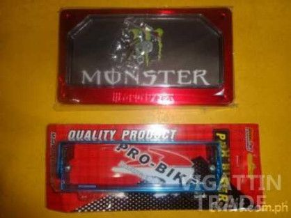 plate holder adjustable tilt and mounting for motorcycles, -- Everything Else Caloocan, Philippines