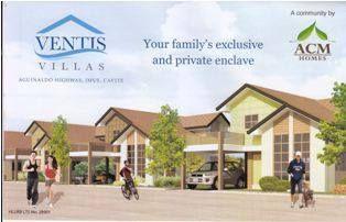 acm homes ventis villas chelseahudsonmadison, -- House & Lot -- Cavite City, Philippines