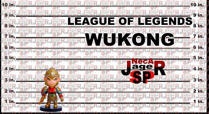 wukong, league of legends, lol, action figures, -- Toys -- Metro Manila, Philippines