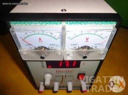 regulated digital manual variable power supply, -- All Electronics -- Caloocan, Philippines
