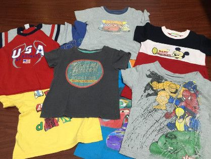toddler shirt, kiddie shirt, kids, -- Baby Stuff Metro Manila, Philippines