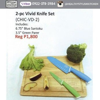 chicago cutlery ph, knife for sale, kitchenware for sale, -- Dining Room Manila, Philippines