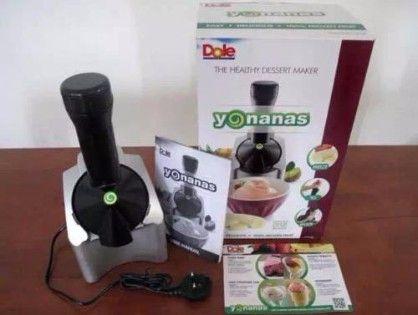 icecream maker, yonanas ice cream yogurt maker, -- Kitchen Appliances -- Manila, Philippines
