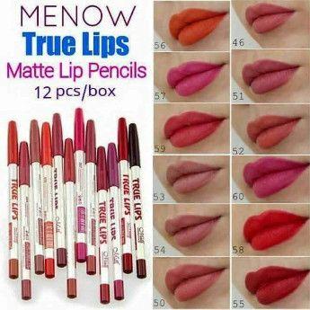 menow, true lips, lip liper pencil, -- Make-up & Cosmetics -- Antipolo, Philippines