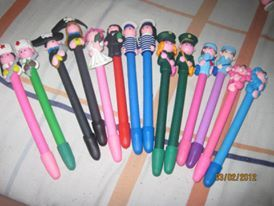 polymer clay pens, polymer clay pens giveaways, -- Everything Else -- Manila, Philippines