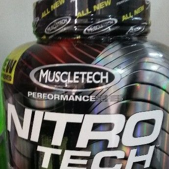 whey protein nitrotech, -- Exercise and Body Building Metro Manila, Philippines