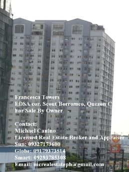 francesca towers rent to own, francesca towers contact number, francesca towers condo for rent, francesca towers quezon city map, -- All Real Estate -- Metro Manila, Philippines