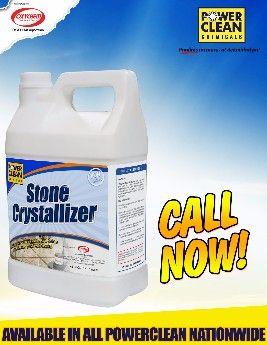 stone crystallizer regular, powerclean stone crystallizer, floor cleaning chemicals, powerclean chemicals, -- All Home & Garden Metro Manila, Philippines