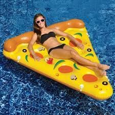 pizza floater, giant pizza pretzel donut, salbabida, -- Water Sports -- Manila, Philippines