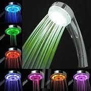 shower head with changing led lights, -- Everything Else -- Manila, Philippines