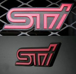 subaru, sti, legacy, forester, turbo, impreza, -- Emblem -- Metro Manila, Philippines