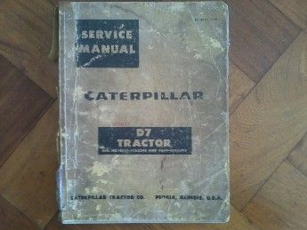 heavy equipment service manual -- All Books Metro Manila, Philippines