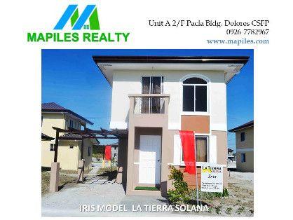 inner lot 110sqm iris la tierra solana, -- House & Lot San Fernando, Philippines