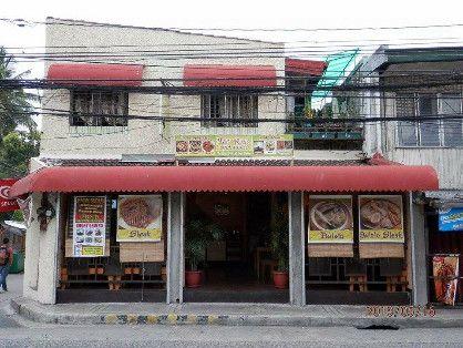 commercial bldg, commercial space, restaurant decor, -- Commercial Building -- Quezon City, Philippines
