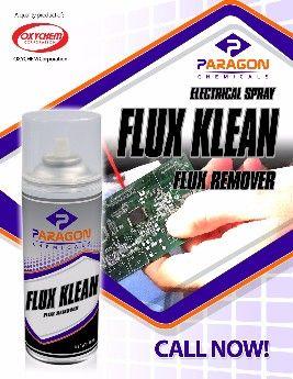 flux klean, paragon chemicals flux klean, flux remover, cleaning chemicals, -- All Home & Garden Metro Manila, Philippines