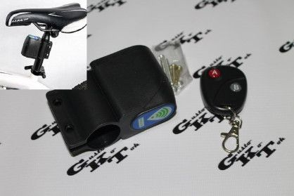 bicycle security with remote, -- Sporting Goods -- Cebu City, Philippines