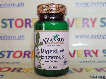 swanson digestive enzymes, digestive 90 tabs, enzymes 90 tabs, digestive, -- Everything Else Marikina, Philippines