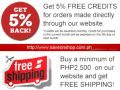 ginkgo, biloba, standardized, extract, -- Nutrition & Food Supplement -- Metro Manila, Philippines