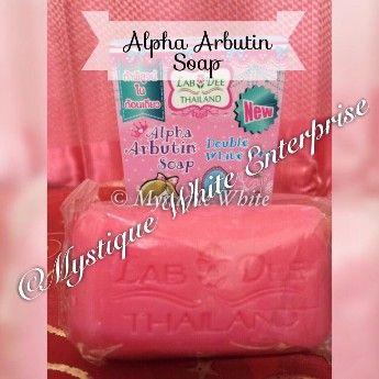 arbutin soap, thailand soaps, fb page mystique white enterprise, -- Weight Loss -- Metro Manila, Philippines
