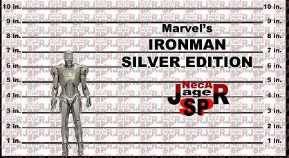 ironman, silver, action figures, collectibles, -- Toys -- Metro Manila, Philippines