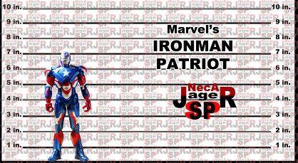 ironman, patriot, action figures, collectibles, -- Toys -- Metro Manila, Philippines