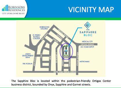 sapphire bloc, ortigas center, condo in ortigas cen, -- Condo & Townhome -- Metro Manila, Philippines