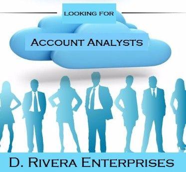 account specialists analysts job, -- Sales & Marketing -- Metro Manila, Philippines