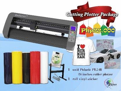 cutter plotter heat press polaris cuyi business printing printer, -- Distributors -- Metro Manila, Philippines